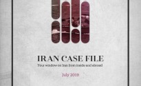 Rasanah Issues Iran Case File for July 2019