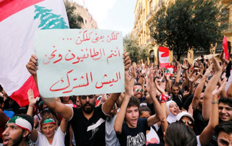 ایران و بحران لبنان
