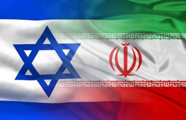 Mutual Services between Iran and Israel