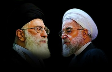 Khamenei Renounces Support to Rouhani