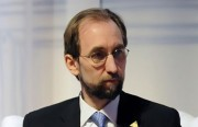 Prince Zeid condemns mass executions in Iran