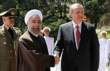 Iran executed three Turks days after visit of President Erdoğan