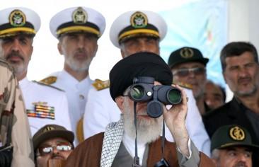 God, King, Country—God, Jurist Leadership, IRGC