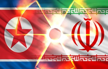 The Joint Nuclear Ambitions Iran-North Korea Relations: Determinants and Risks