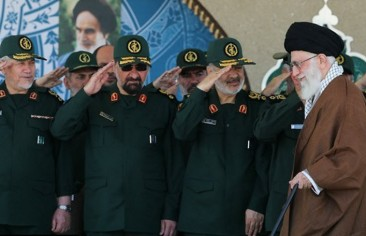 IRGC plans further than elections to next supreme leader