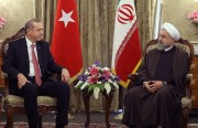 Turkey's rather lackluster economic ties with Iran