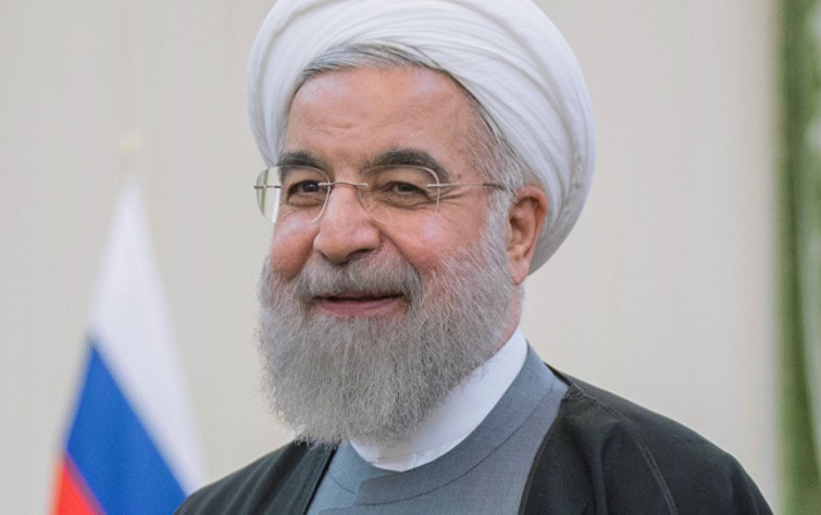 My Gift to Rouhani: Magic Formula