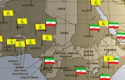Iran in the Face of the International Scramble for Africa