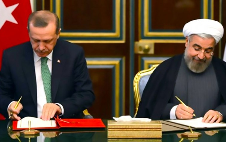 Turkey and Iran a regional cold war justified by economic interests