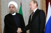 Alliance of Necessity between Iran and Russia