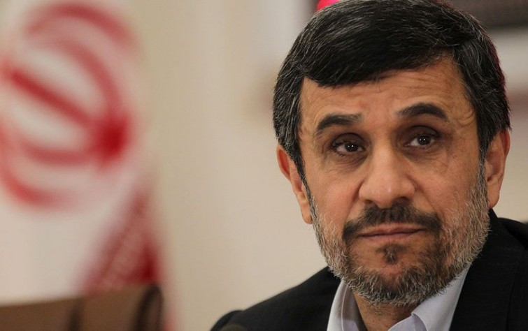 Did Ahmadinejad consider sanctions dangerous?