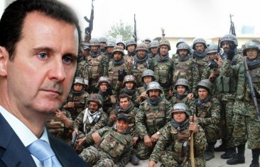 Assad gives IRGC's 'Defenders of Shrine' a permanent deployment in Syria