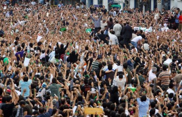 Iran's protests responded to a complex of crises