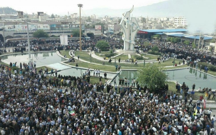 Protests in Kazerun Tied to Land Management Failures