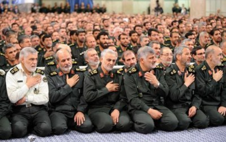 Enmity in the Iranian Military Creed