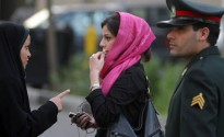 Unveiling Morality Police Violence against Women in Iran