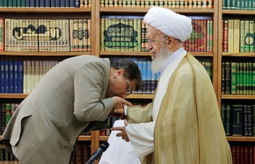 Iran Corrupt Rulers and No Resolve to Fight Corruption