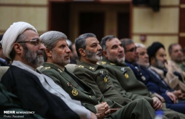 Iran's Armed Forces Project Stronger Defensive and Offensive Postures