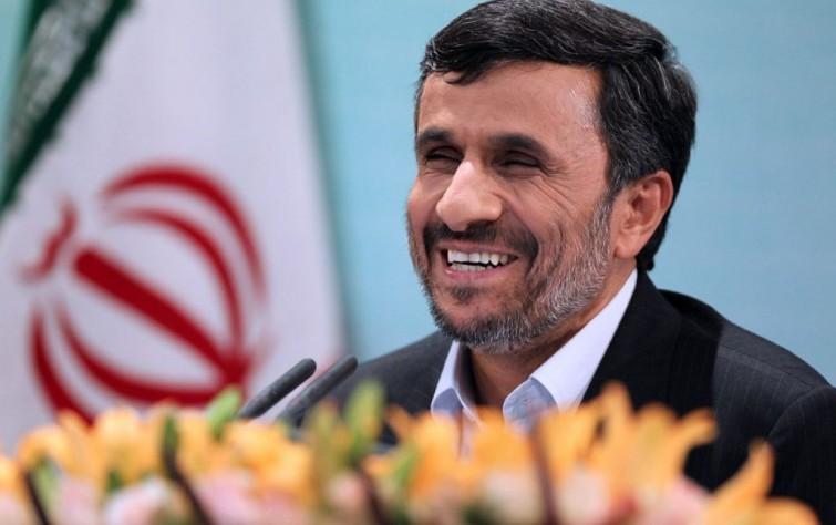 Ahmadinejad Working Hard to be the Next President of Iran