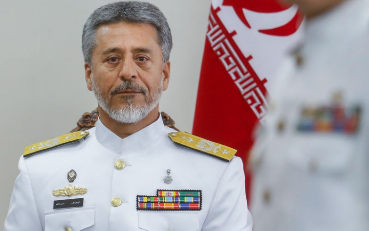 "Iran Naval Chief's Admission of a ""Classified"" Pact with Russia"