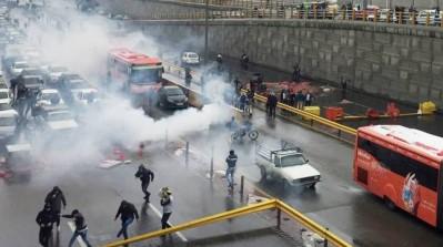 Iran's November 2019 Uprisings: Iranian Society in Transition