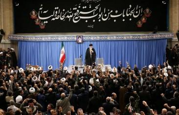 Friday Prayers in Iran Religionizing Politics and Politicizing Religion