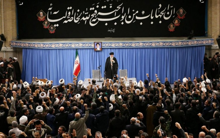 Friday Prayers in Iran Religionizing Politics and Politicizing Religion
