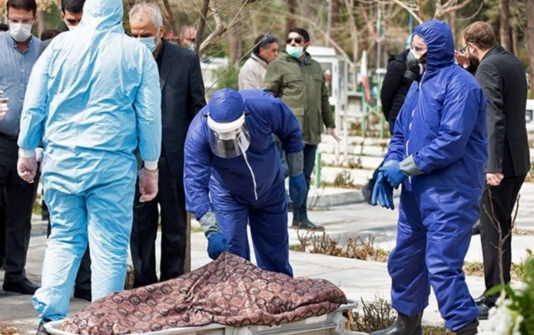Tehran's Local Officials Criticize the Decision to Reopen the City; 10,000 New Graves Prepared for Coronavirus Victims in Tehran