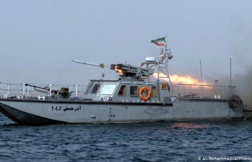 Iran's Actions in the Gulf Linked to Iraq Tensions