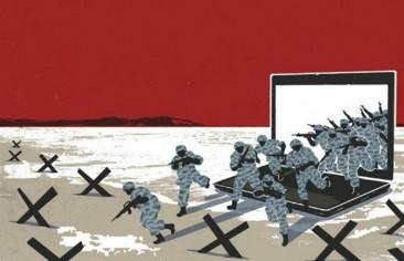 Iran, Israel Cyber Skirmishes Risk a Full-scale War