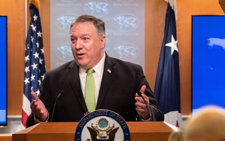 Pompeo Wins His Battle to Revoke Iran's Sanction Waivers