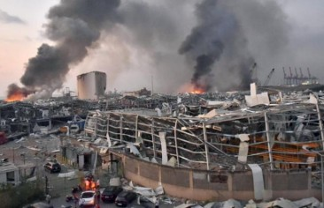 Panic in Iran Following the Explosions in Beirut