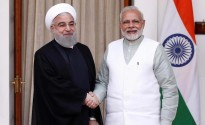 Iran, India Join Hands to Face Tricky Regional Realities