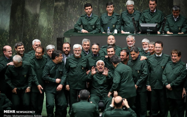 Iran's Proposed Electoral Amendments Pave Way for the IRGC to Ascend to Power
