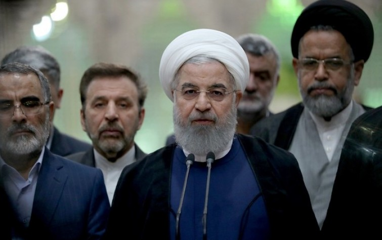 Coordinated Hardline Attacks on Rouhani Usher in a New Age of Anti-Americanism in Iran