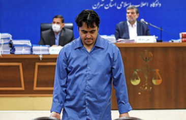 Iran's Execution of Ruhollah Zam: Implications and Consequences