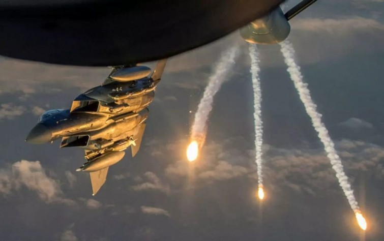 US Airstrikes in Syria: Messages and Signals