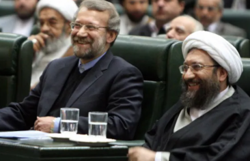 Larijani Brothers Pushed Aside in Iran's Power Struggle
