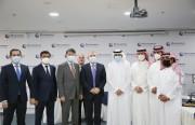 Rasanah Receives Ambassadors and Representatives of Central Asian and Caucasus Countries in Riyadh
