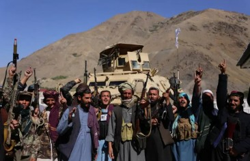 The Taliban's Path After the Fall of the Panjshir Valley