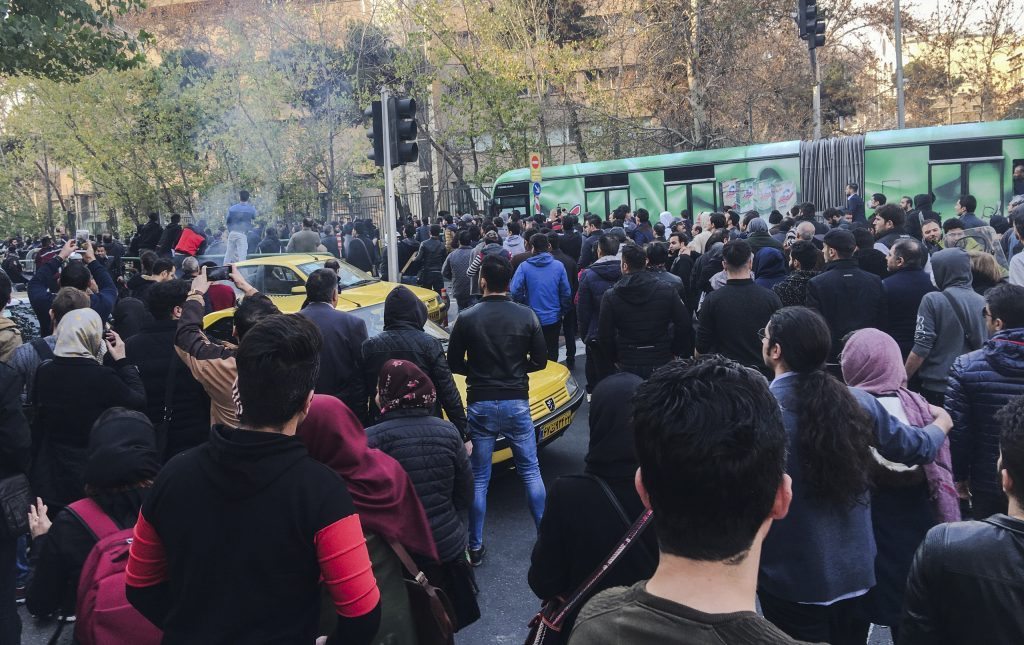 Will Street Protests in Iran Reoccur?