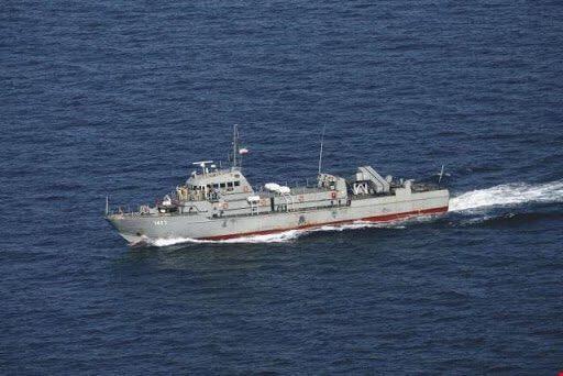 The Konarak ship