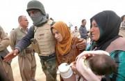 """مردم فلوجه میان """"داعش"""" و """"حشد شعبی"""
