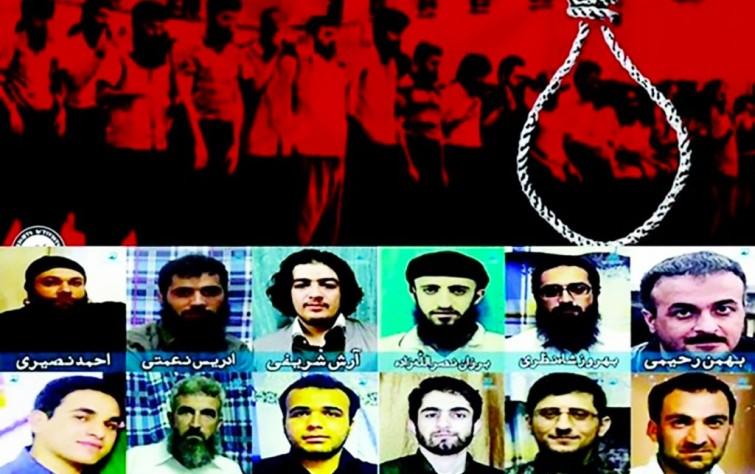 زندانیان اهل سنت قبل از اعدام وحشیانه شکنجه شدند