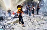 نقش عمده ایران در خونریزی های حلب