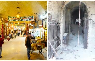 محور موصل – حلب، میان گذشته و حال