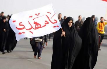 مهدی در نگاه شیعیان، اهل سنت و ایرانِ خمینی