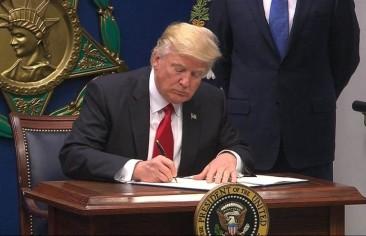 تعامل بین سازمانی دولت ترامپ و سیاست خارجه آمریکا در خصوص ایران