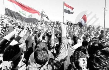 آیا ایران در اعتراضات استان های جنوب عراق نقش دارد؟