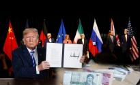 سرنوشت اقتصاد ایران پس از تحریم های جدید و گزینه های محتمل رژیم ایران